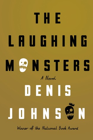 обложка книги The Laughing Monsters