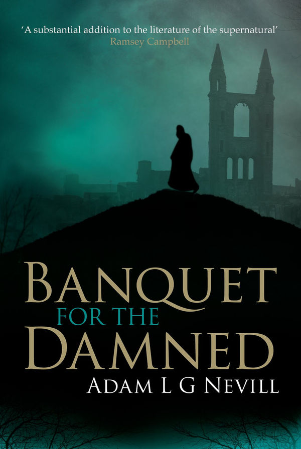 обложка книги Banquet for the Damned