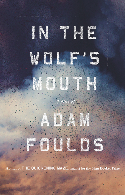 обложка книги In the Wolf's Mouth