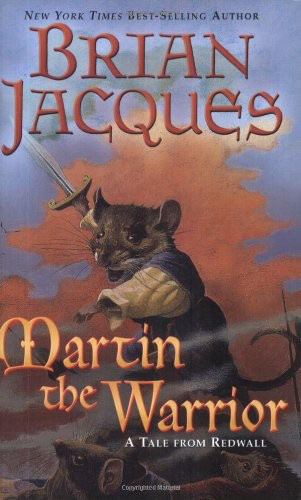 обложка книги Martin the Warrior [Redwall 6]