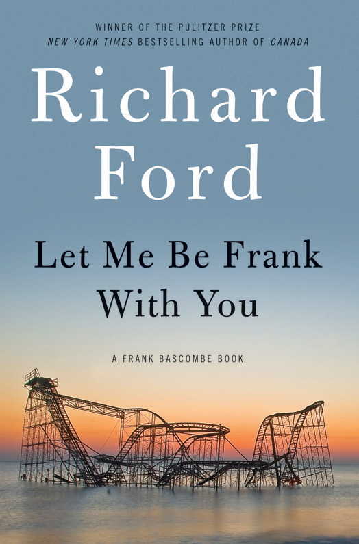 обложка книги Let Me Be Frank With You