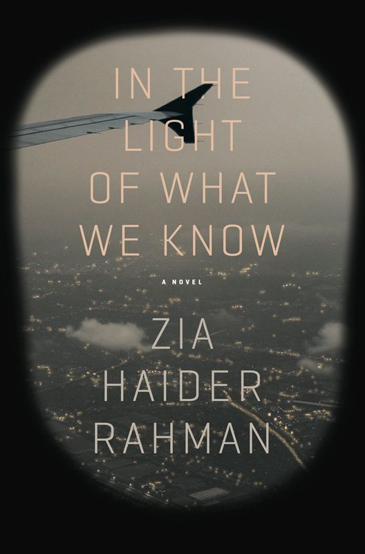обложка книги In the Light of What We Know