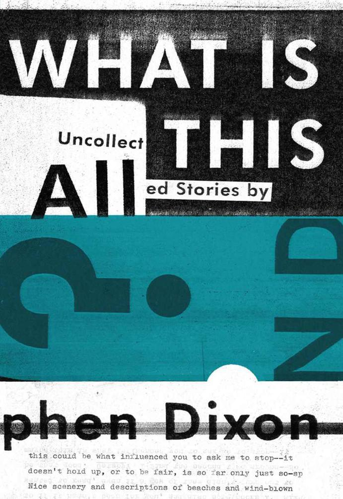 обложка книги What Is All This?: Uncollected Stories