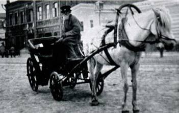Изображение к книге Автомобиль на службе, 2011 № 05 ГАЗ-М20 «Победа» такси