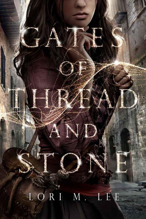 обложка книги Gates of Thread and Stone