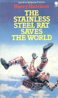 обложка книги The Stainless Steel Rat Saves the World