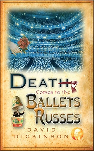 обложка книги Death Comes to the Ballets Russes
