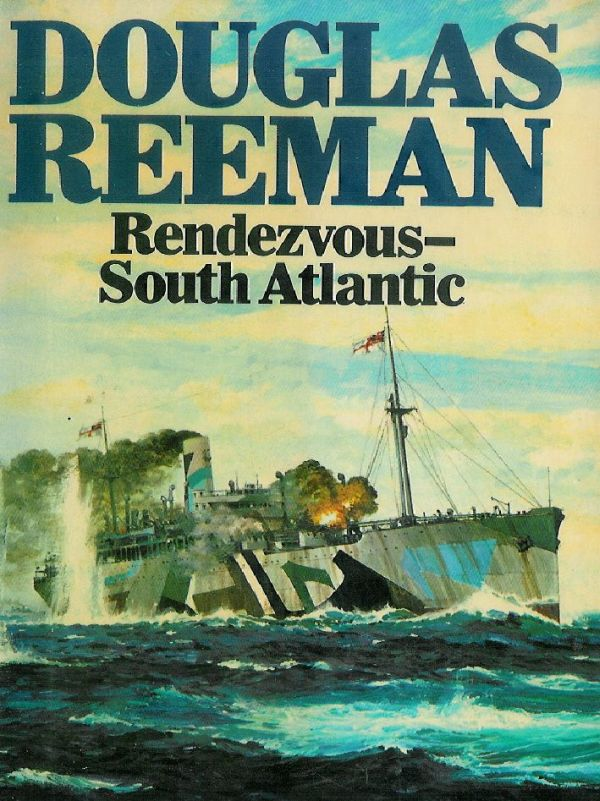 обложка книги Rendezvous — South Atlantic