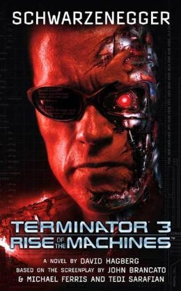 обложка книги Terminator 3: Rise of the Machines