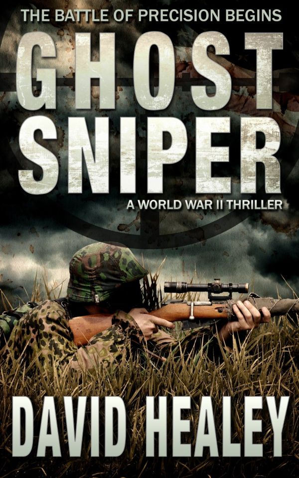 обложка книги Ghost Sniper: A World War II Thriller