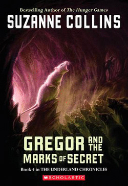 обложка книги Gregor and the Marks of Secret