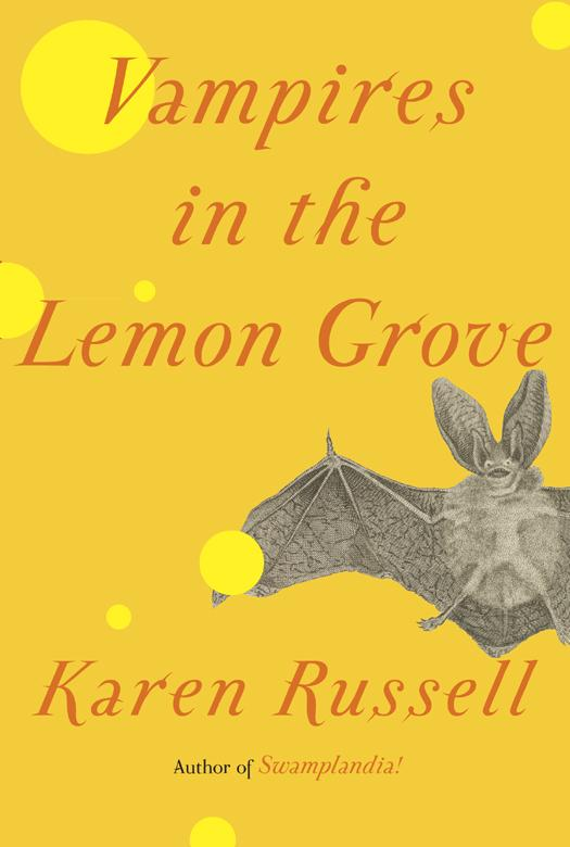 обложка книги Vampires in the Lemon Grove