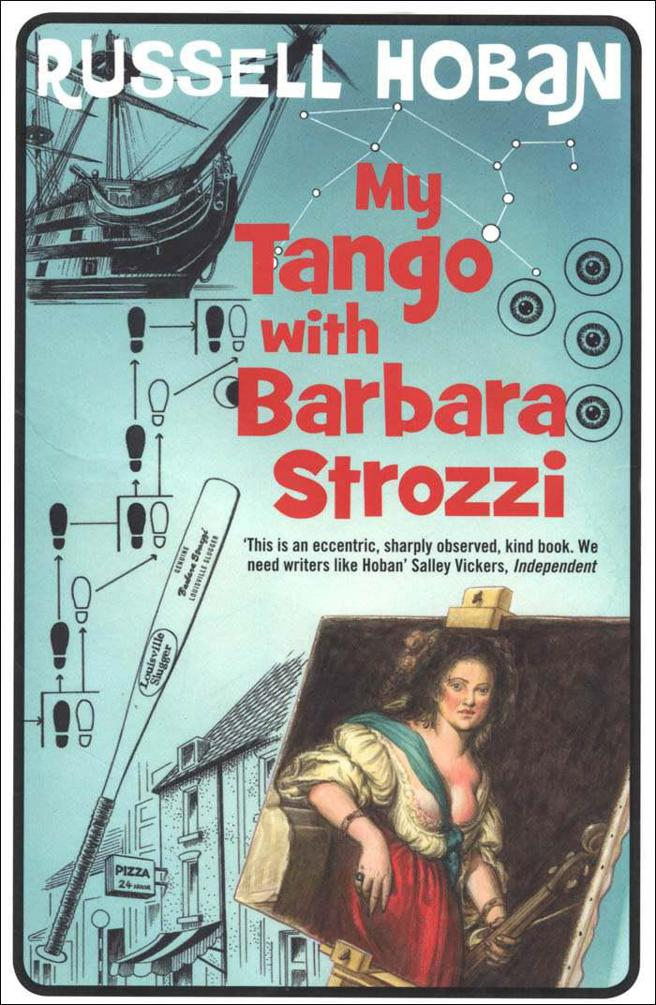 обложка книги My Tango With Barbara Strozzi