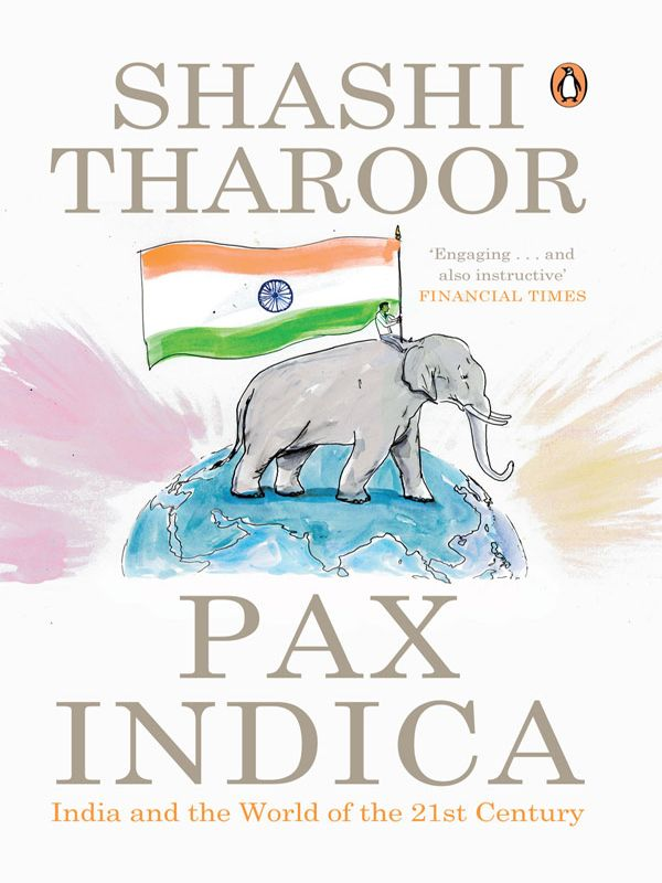 обложка книги Pax Indica: India and the World of the Twenty-first Century