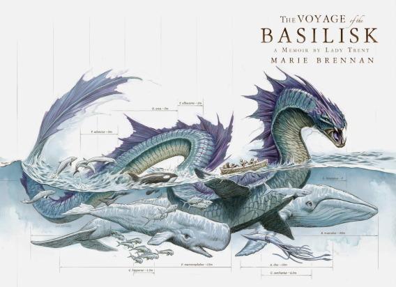 Изображение к книге Voyage of the Basilisk