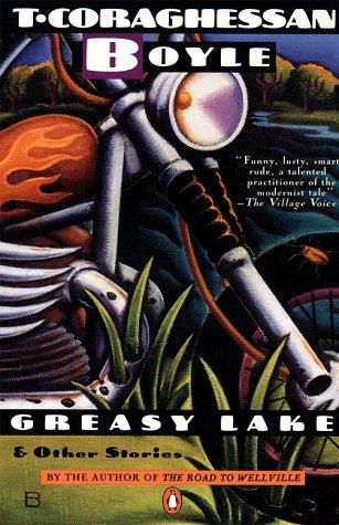 обложка книги Greasy Lake and Other Stories