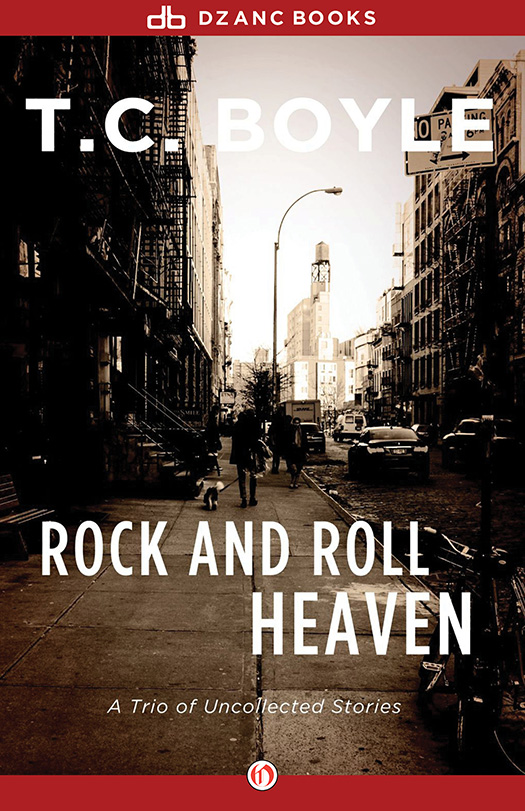 обложка книги Rock and Roll Heaven: A Trio of Uncollected Stories