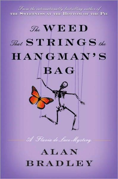 обложка книги The Weed That Strings the Hangman's Bag