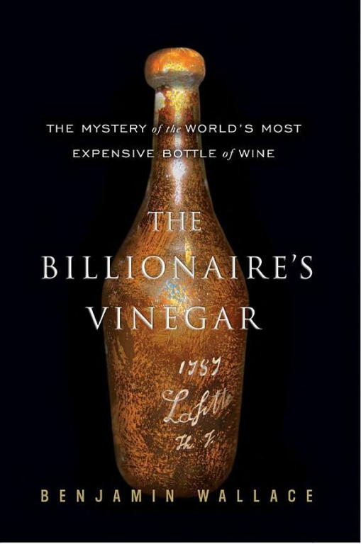 обложка книги The Billionaire's Vinegar