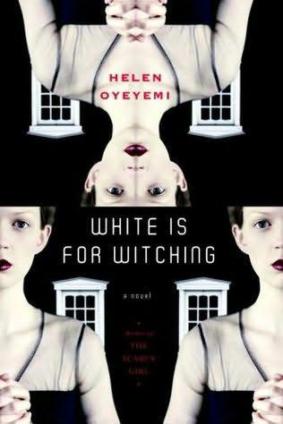 обложка книги White Is for Witching