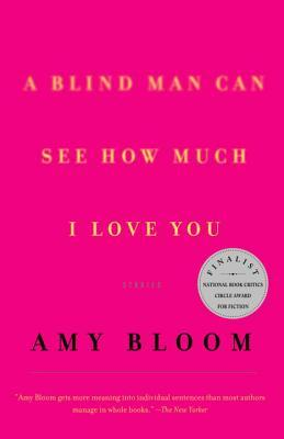 обложка книги A Blind Man Can See How Much I Love You