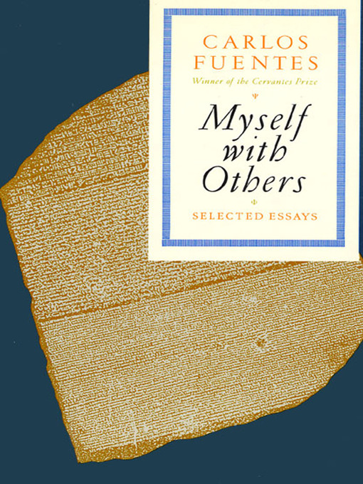 обложка книги Myself with Others: Selected Essays