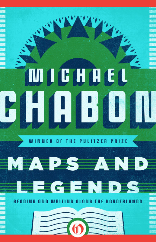 обложка книги Maps and Legends: Reading and Writing Along the Borderlands