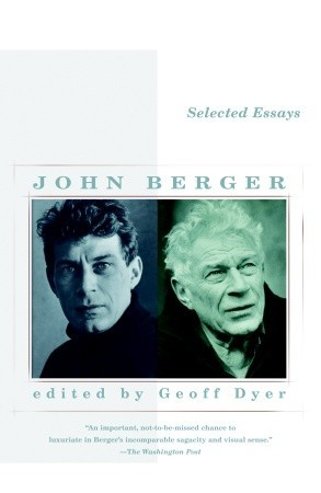 обложка книги Selected Essays of John Berger