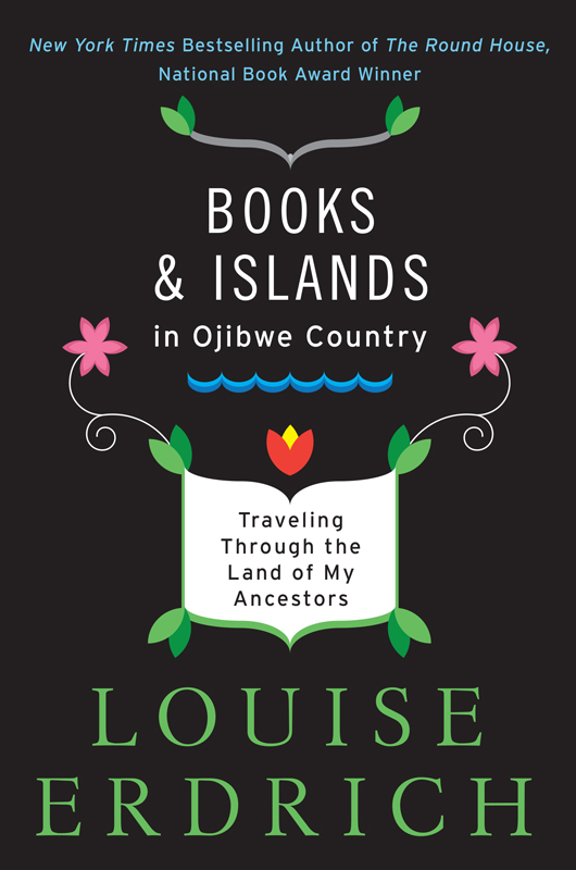 обложка книги Books and Islands in Ojibwe Country