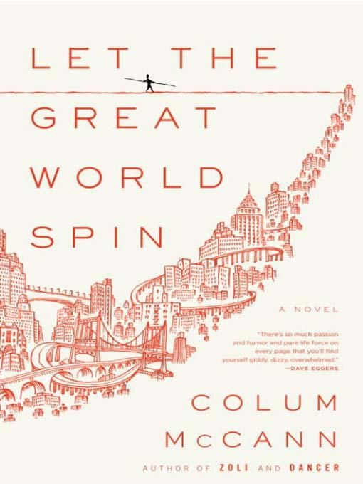 обложка книги Let the Great World Spin
