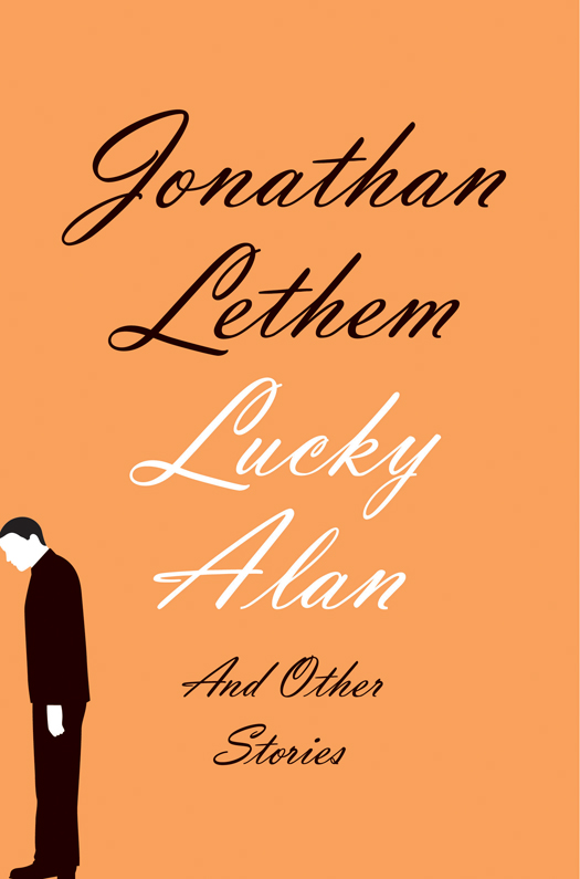 обложка книги Lucky Alan: And Other Stories