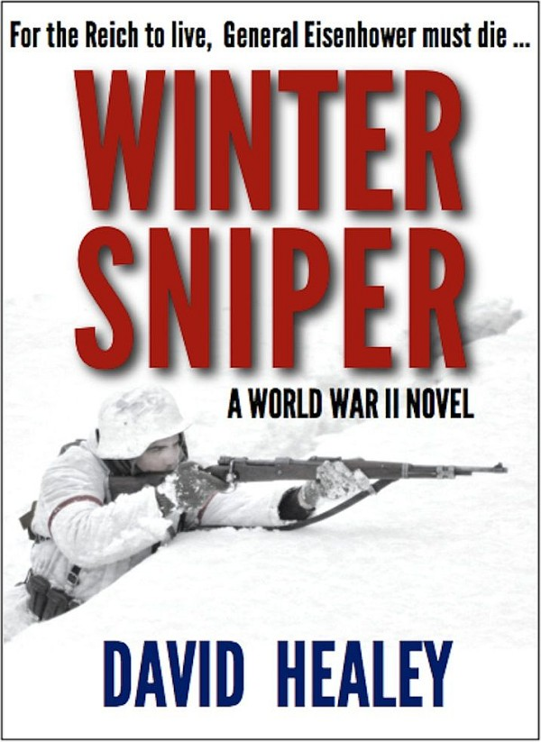 обложка книги Winter Sniper: A World War II Novel