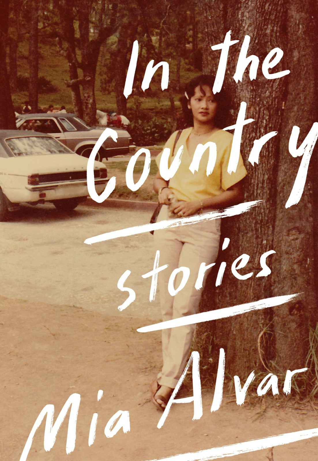 обложка книги In the Country: Stories