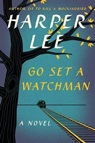 обложка книги Go Set a Watchman (To Kill a Mockingbird #2)