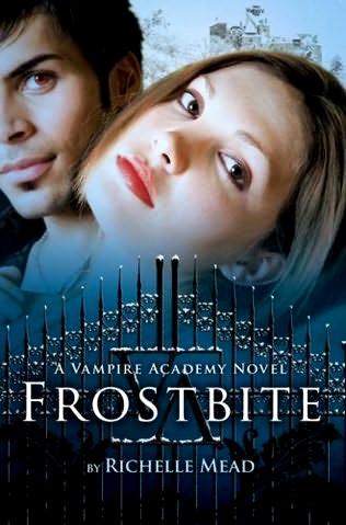 Изображение к книге Академия вампиров. Ледяной укус