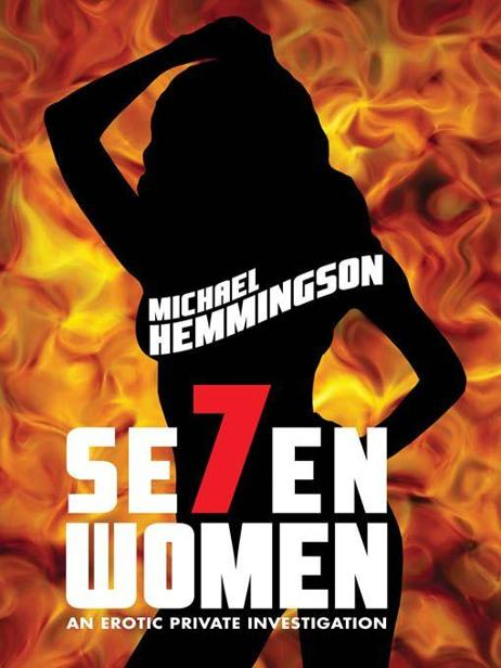 обложка книги Seven Women: An Erotic Private Investigation
