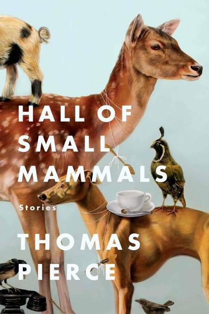 обложка книги Hall of Small Mammals: Stories