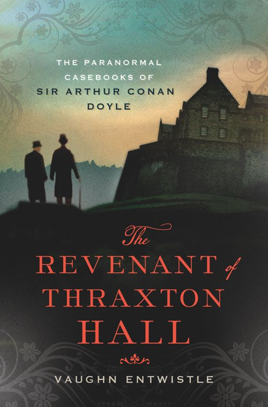 обложка книги The Revenant of Thraxton Hall