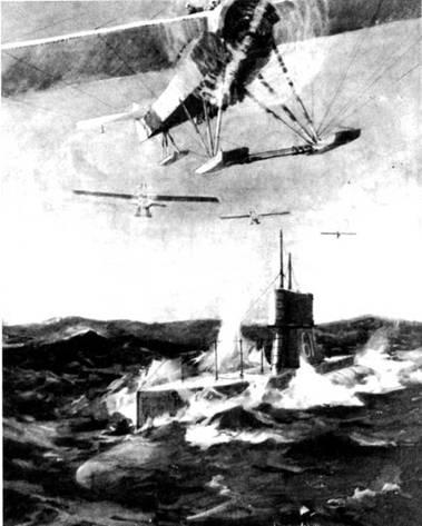 """Изображение к книге Английские подводные лодки типа """"Е"""" в первой мировой войне. 1914-1918 гг."""
