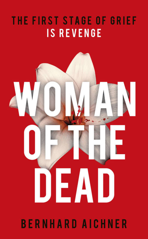 обложка книги Woman of the Dead: A Thriller