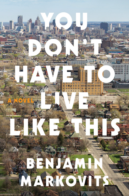 обложка книги You Don't Have to Live Like This