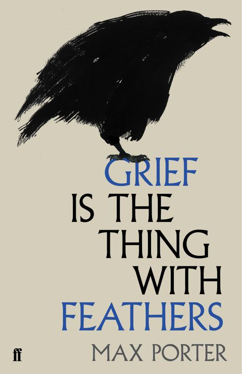 обложка книги Grief is the Thing with Feathers
