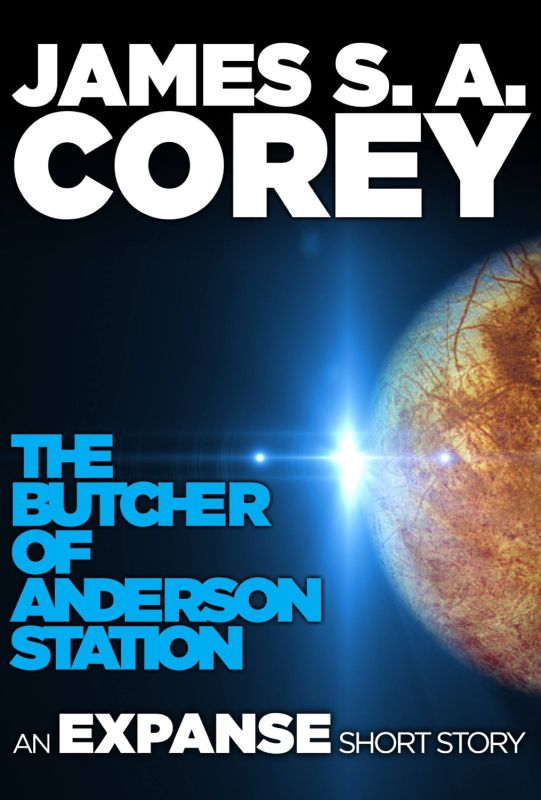 обложка книги The Butcher of Anderson Station