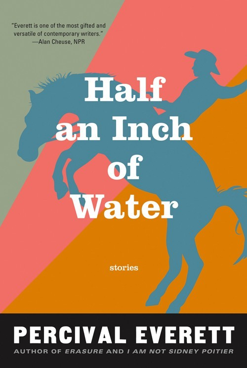 обложка книги Half an Inch of Water: Stories