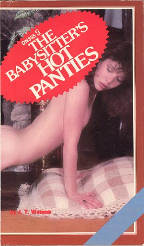 обложка книги The babysitter_s hot panties