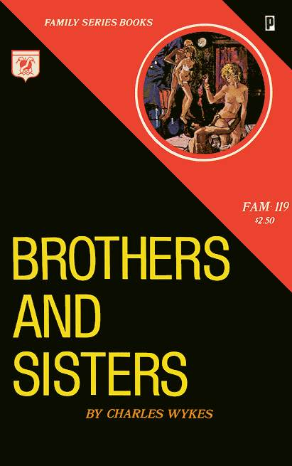 обложка книги Brothers and sisters