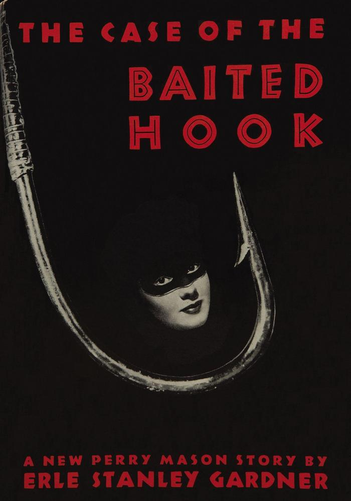 обложка книги The Case of the Baited Hook