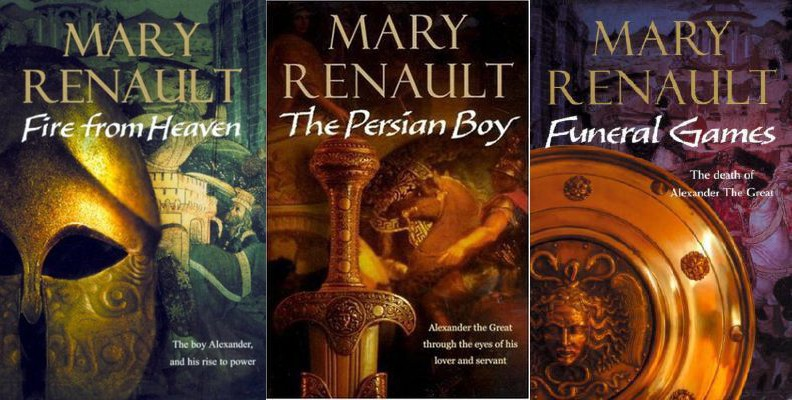Книги мэри рено скачать бесплатно