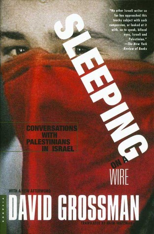 обложка книги Sleeping on a Wire: Conversations with Palestinians in Israel