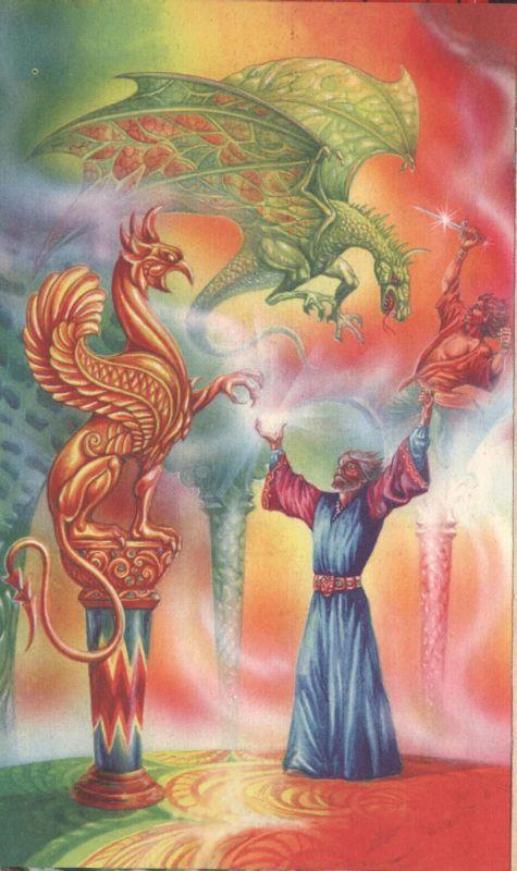 Изображение к книге Алтари Келады